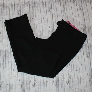 Vineyard Vines Black Dress Pants Size 8